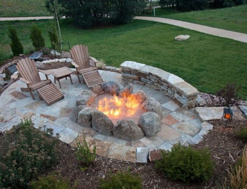 How to Utilize Outdoor Fire Pits Safely